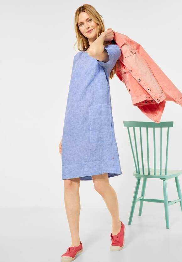 Cecil   Chambray Kleid   Farbe: blouse blue melange 22033, 142851