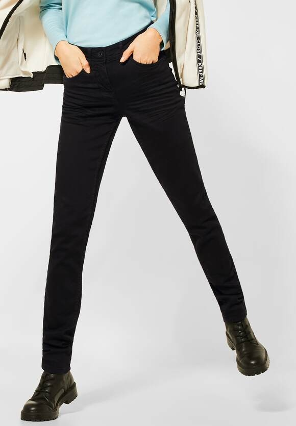 "Cecil | High Waist Denim ""Toronto"" 