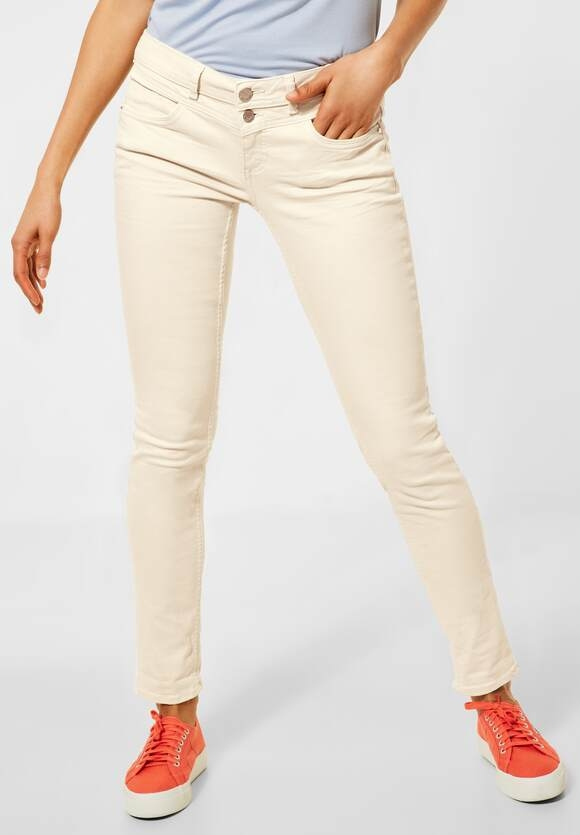 """Street One   Casual Fit """"Crissi"""" in Colour   Farbe: milky sand 13072, 373981"""