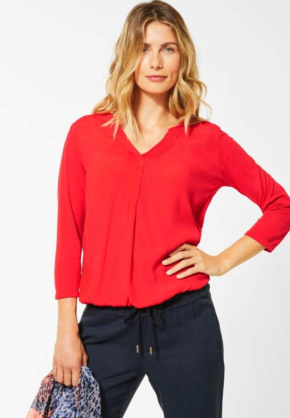 Cecil   Shirt im Tunika-Style   Farbe: pumpkin orange 12052, 315219
