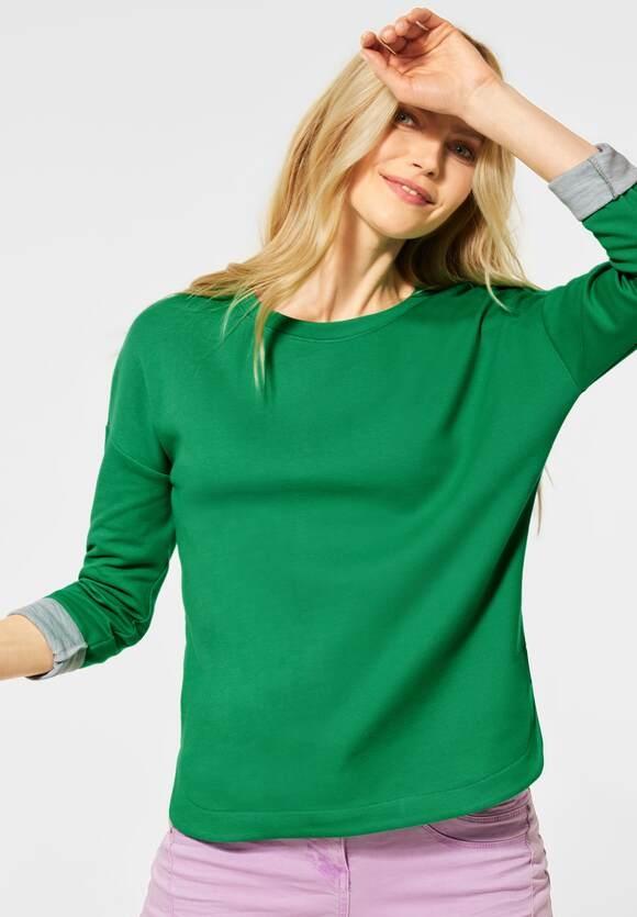 Cecil   Shirt mit Doubleface-Optik   Farbe: spearmint green 22648, 315952