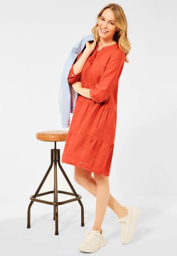 Cecil   Kleid im Tunika Style   Farbe: gerbera orange 12827, 142858