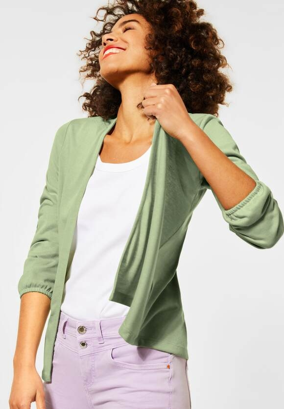 "Street One | Verschlusslose Shirtjacke ""Nette"" 