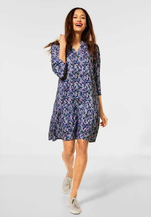 Street One | Kleid mit Print | Farbe: pearl rose 32979, 142927